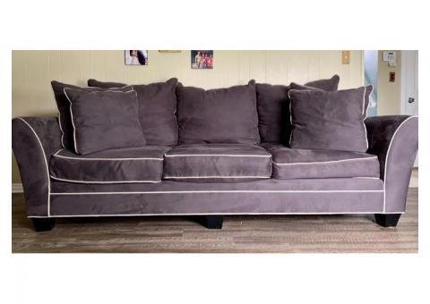 Raymour & Flanagan Sofa and Loveseat Set
